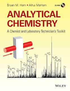 Analytical Chemistry A Chemist and Laboratory Technician's Toolkit
