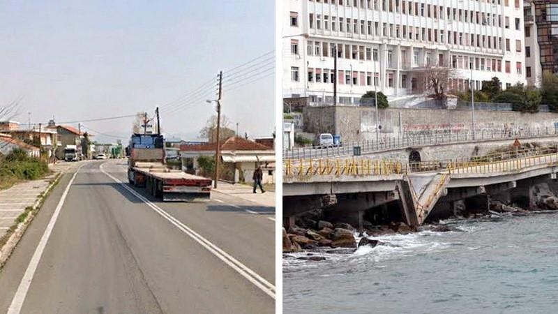 Δρόμος Δράμας - Αμφίπολης ή πεσμένη γέφυρα της Καβάλας; Ποιο έργο θα τελειώσει πρώτα; Ιδού η απορία!
