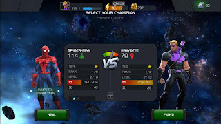 MARVEL Contest of Champions Mod Apk v14.1.0 (Unlimited Gold)