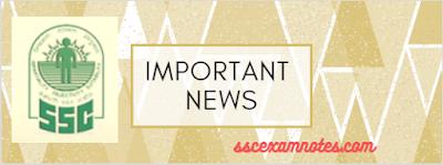 ssc news