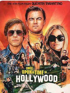 Once Upon a Time in Hollywood 2019 English 480p HDRip 400MB