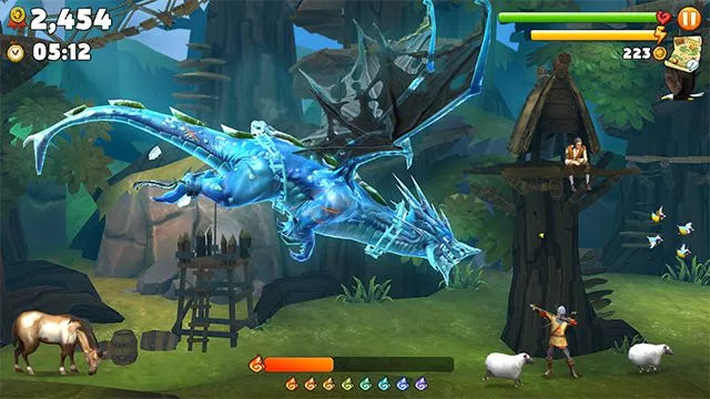 Download Hungry Dragon Apk Mod (Unlimited Money)