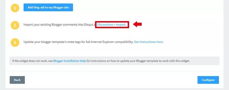 Disqus Yorum Sistemi Blogger'a Nasıl Eklenir?