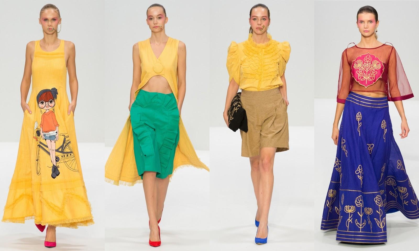 Indian Designers During London Fashion Week