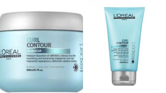 produtos curl contour loreal low poo