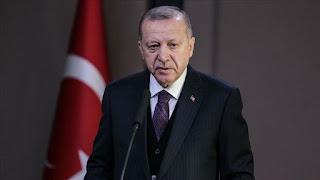 أردوغان: منح جائزة نوبل لعنصري بمثابة مكافأة لانتهاكات حقوق الإنسان