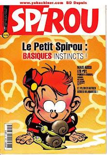 le petit Spirou disponible sur yakachiner.com