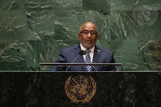 «J'ai décidé d'engager un dialogue politique national qui, je l'espère, contribuera à rassembler davantage les Comoriens»