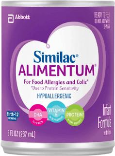 susu formula untuk bayi alergi