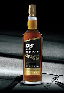 King Car Single Malt Whisky