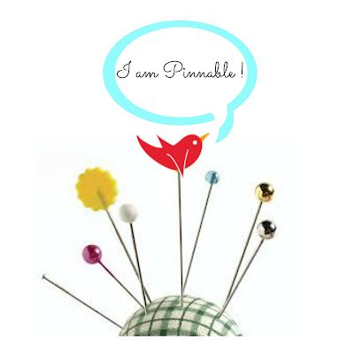 I am Pinnable logo