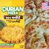 《今天吃什么 WHERE TO EAT》 柔佛新山 Austin Perdana 的 US Pizza 推出了最新诱人口味的猫山王 Durian Pizza! 内附订购官网!