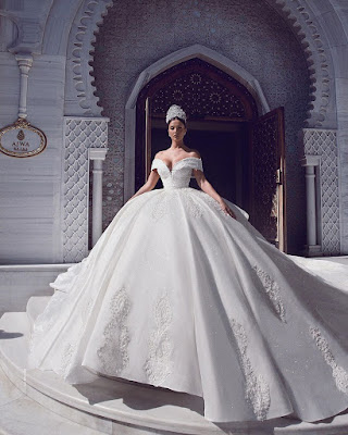 Merita Merja Wedding dresses images