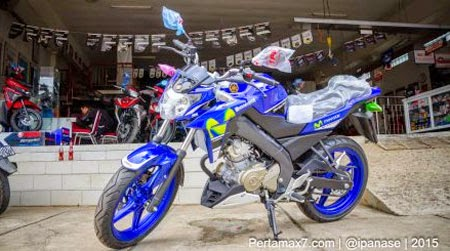 Yamaha Vixion Advance 2015