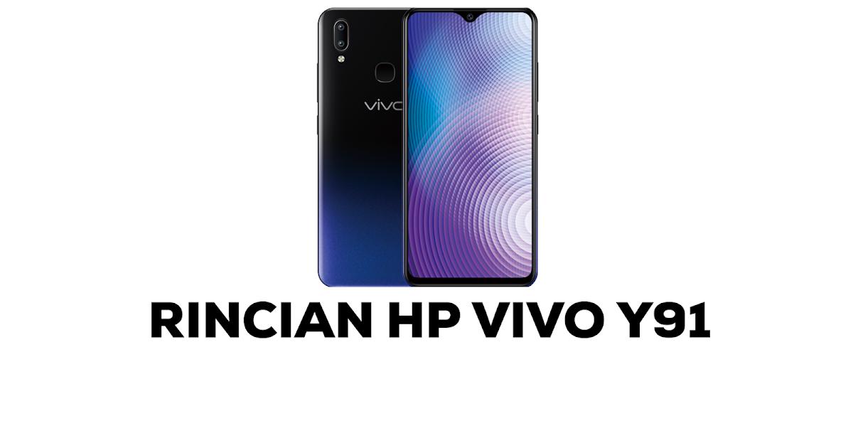 Harga dan Spesifikasi Lengkap Handphone Vivo Y91 ...