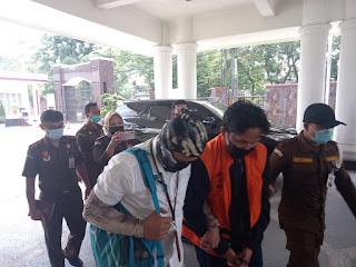 Tim Intelijen Kejaksaan Tangkap Pejabat/Staf BRI Kabanjahe, Tersangka Korupsi Status DPO