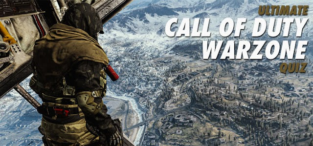 Ultimate Call Of Duty Warzone Quiz
