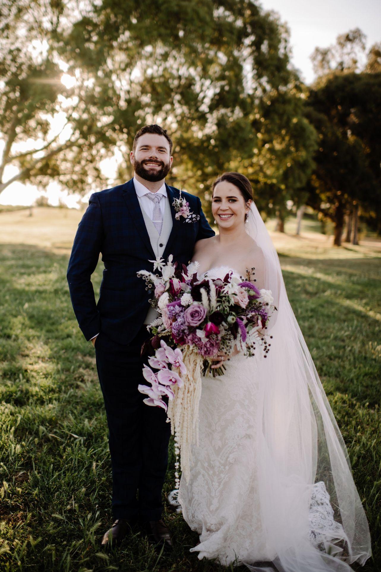 LOVE STORY: MICHELLE + ROB    RUSTIC SANDALFORD WINES WEDDING PERTH WA