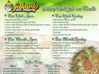 Pesan Nasi Kebuli Enak di Nasi Tumpeng Jakarta
