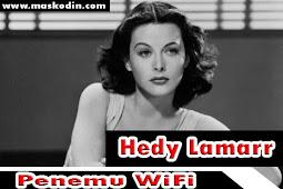 Penemu WiFi Ternyata Wanita Cantik