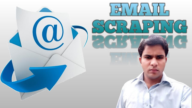 How To Do Email Scraping Hindi