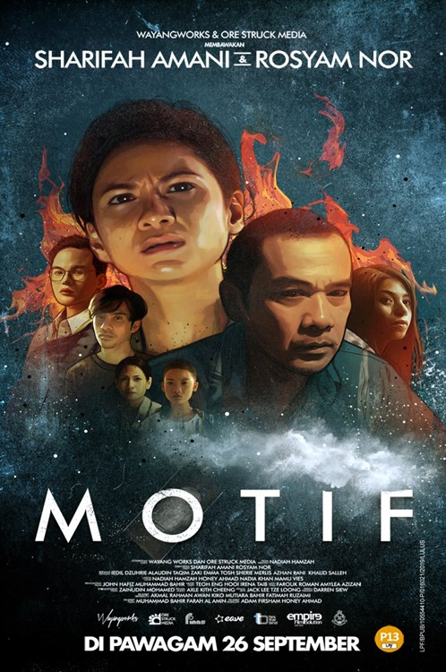 Review Filem Motif