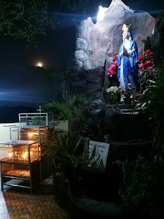 Gua Maria Sang Ratu Tyasing Kautaman atau Gua Maria Sartika di Semarang