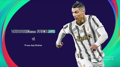 PES 2021 VirtuaRED.com Patch 2021 AIO Season 2020/2021
