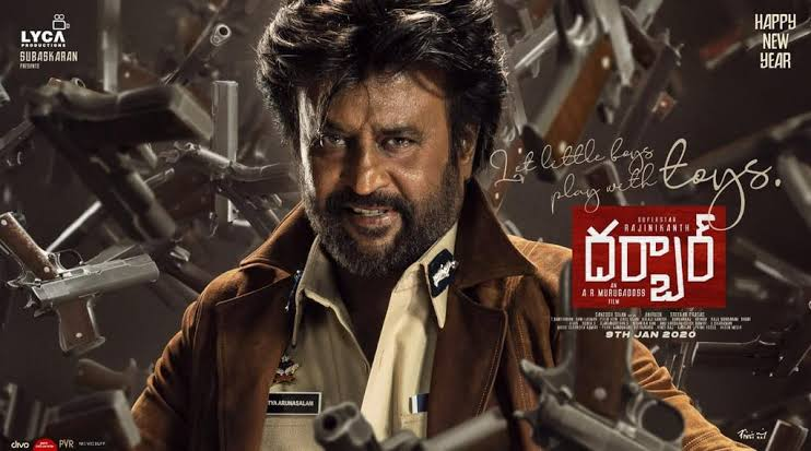 Darbar box office collection Day 1 Report