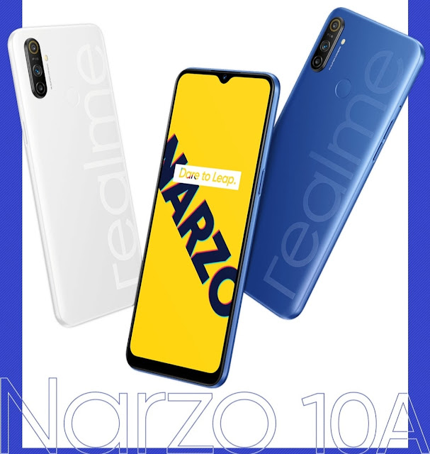 Real Narzo 10 & Narzo 10A Review | Full Specifications