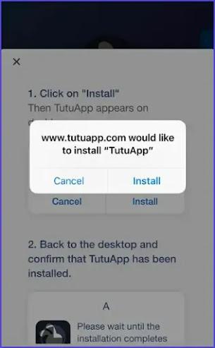 تحميل tutuapp مجانا للايفون