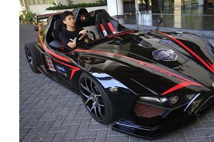 Mobil Listrik Lowo Ireng Melaju 200 Km per Jam, Reborn Karya Mahasiswa ITS