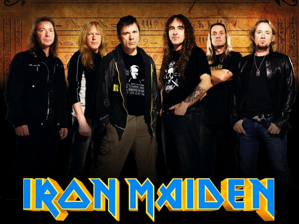 Imágenes De Iron Maiden Wallpapers De Calidad Enchufa La