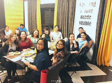 Angel Locsin Bonds With Other Kapamilya Artists After The GEMS Hiyas Ng Sining Awards 2018