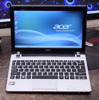 Jual Acer Aspire V5-123 ( AMD C-60 ) Second Malang