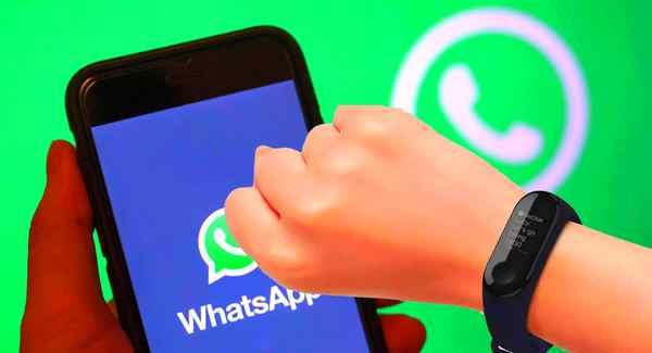 menampilkan notifikasi whatsapp dan telepon di mi band