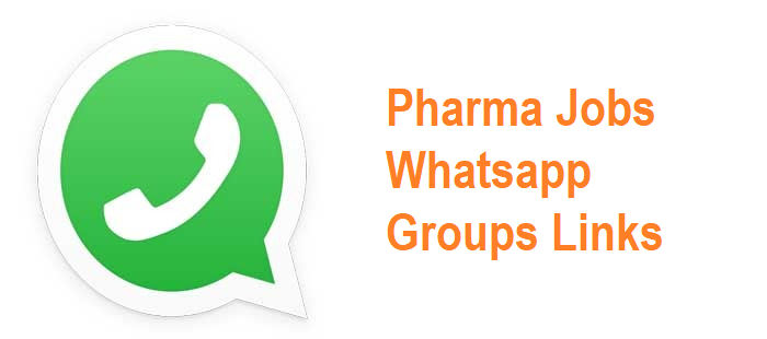 100+ Pharma Jobs WhatsApp Group Link | medical representative whatsapp group link | pharmaceutical jobs whatsapp group link.