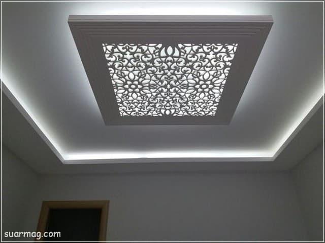 ديكورات اسقف جبس بسيطة 2020 3   Simple gypsum ceiling decor 2020 3