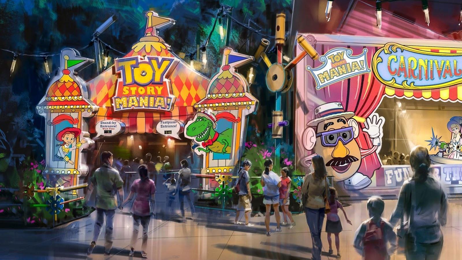 5aa6923577a6 Toy Story Land chega 30 de Junho ao Hollywood Studios | Orlando4You