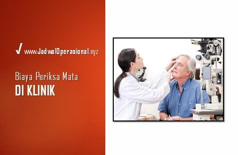 Biaya Periksa Mata di Klinik