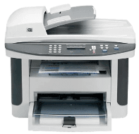 HP LaserJet M1522n Multifunction Printer Software and Driver