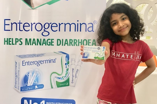 Now Battling Diarrhoea Is Easy With Enterogermina - 5