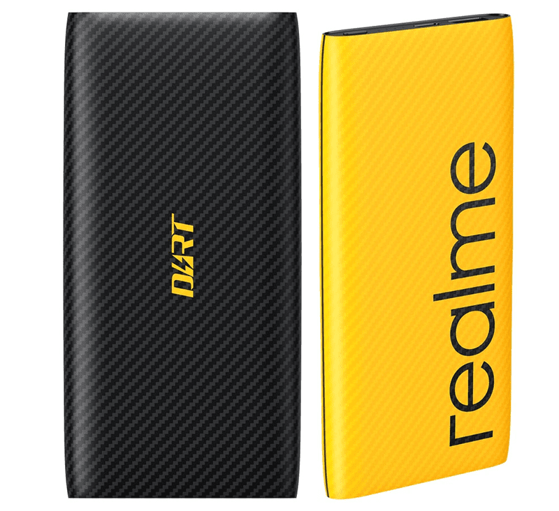 Realme 10000mAh power bank with 30W two-way Dart Charge announced