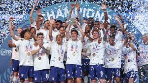 EUA vencem Liga das Nações da CONCACAF
