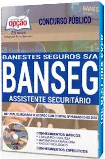 ASSISTENTE SECURITÁRIO BANSEG - Banestes Seguros S.A