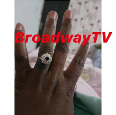Actress Toyin Abraham is Engaged