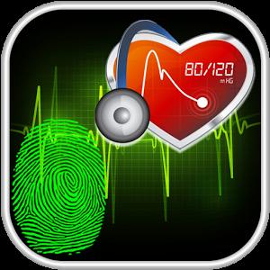 تحميل برنامج قياس ضغط الدم للاندوريد Finger Blood مجانا