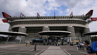 Stadium in Milan