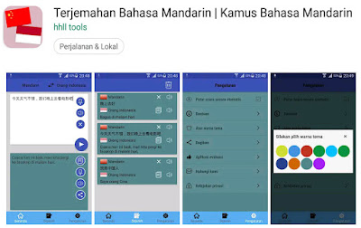 kamus indonesia mandarin lengkap