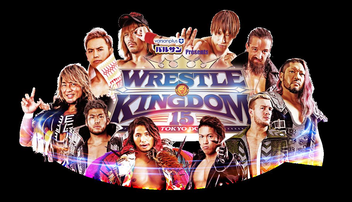 Definidos os combates da segunda noite do NJPW Wrestle Kingdom 15